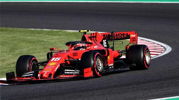 YouTube VIRAL: Charles Leclerc piloteó peligrosa curva 130R en la Fórmula 1 | VIDEO