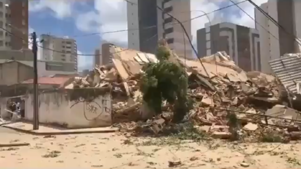 Derrumbe Brasil