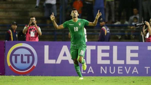 Bolivia 3 -1 Haití: resultado, resúmen y goles del amistoso internacional por fecha FIFA