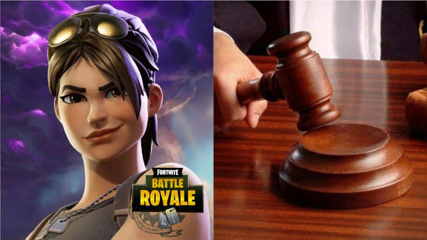 Fortnite Battle Royale juicio