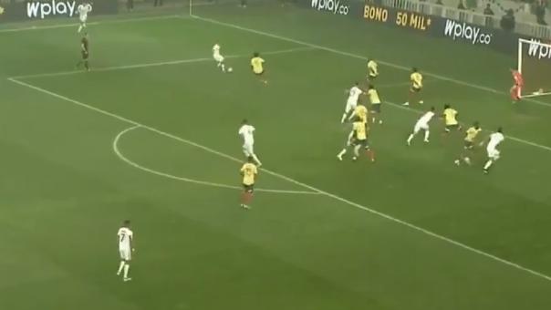 Riyad Mahrez marcó el 2-0 a favor de Argelia ante Colombia en amistoso internacional