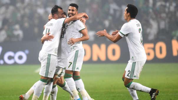Colombia vs Argelia EN VIVO: los africanos ganan 2-0 desde el estadio Pierre-Mauroy en amistoso por fecha FIFA
