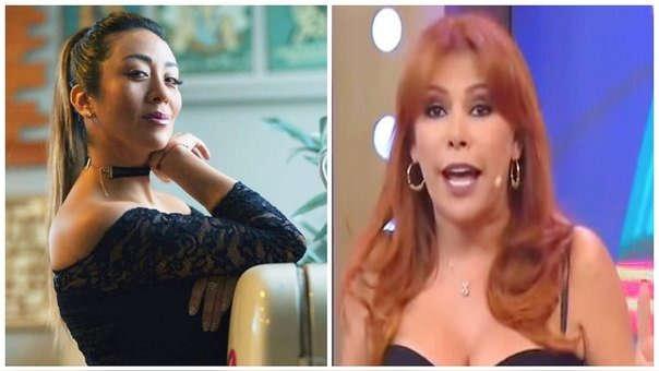 Cathy Sáenz a Magaly Medina: