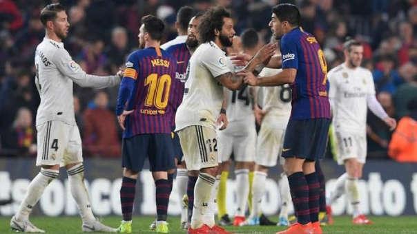 Barcelona vs. Real Madrid: piden que clásico español se juegue en el Santiago Bernabéu