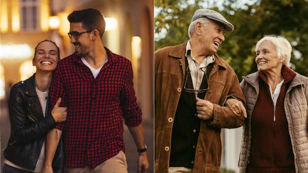 Las personas que, a los 45 años, caminan más despacio pueden tener su cerebro más envejecido y además lucir más viejos, según un estudio presentado por la Universidad de Duke, en Estados Unidos.