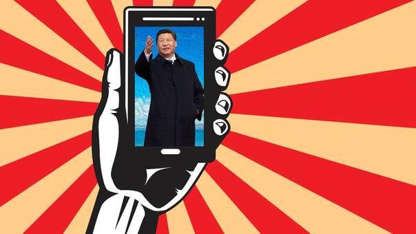 Se trata de una de las aplicaciones más descargadas en China.