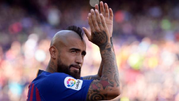 La historia de Arturo Vidal sobre el jugador en el que se inspiró para su peinado