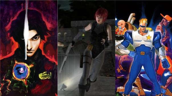 Capcom franquicias