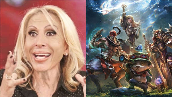 Laura Bozzo en League of Legends