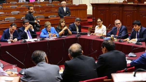 Comisión Permanente sesionó por segunda vez tras la disolución del Congreso.