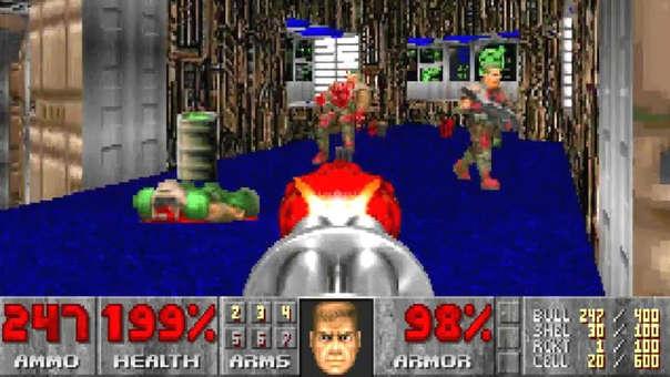 Doom MS-DOS
