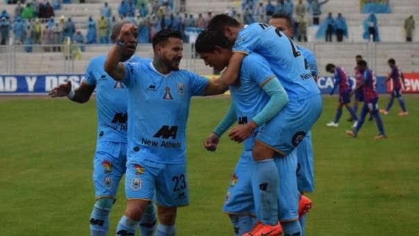 Binacional apabulló 7-0 a Alianza Universidad y registró la mayor goleada luego de dos años