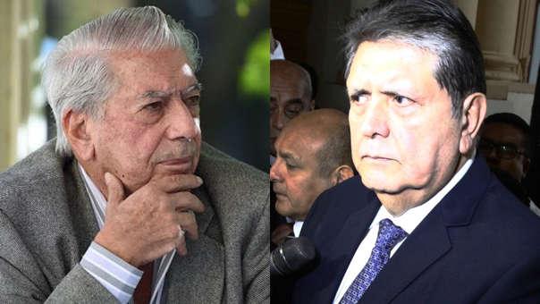 Mario Vargas Llosa-Alan García