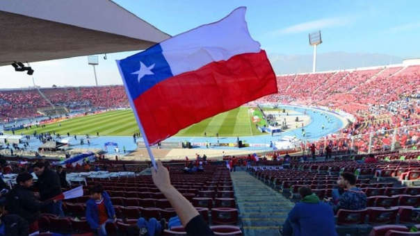 Estadio Nacional de Chile
