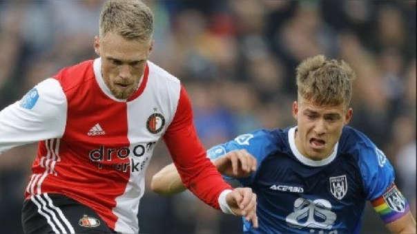 Feyenoord vs. Heracles