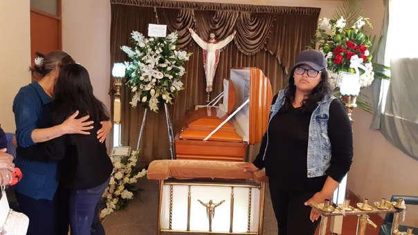 Familiares y amigos de Leonardo Cuaresma Herencia, piden justicia.