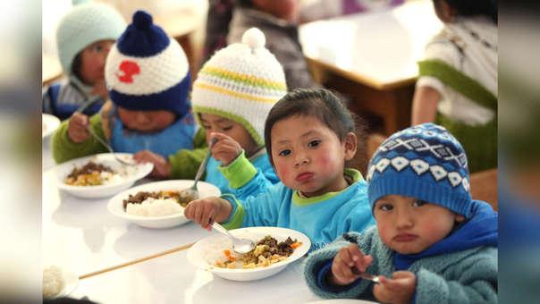 El 43,6% de niños de seis meses a tres años tiene anemia.
