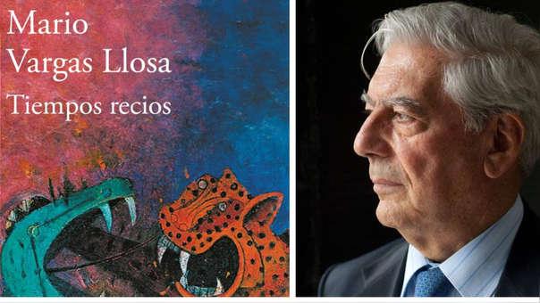 Mario Vargas Llosa publica