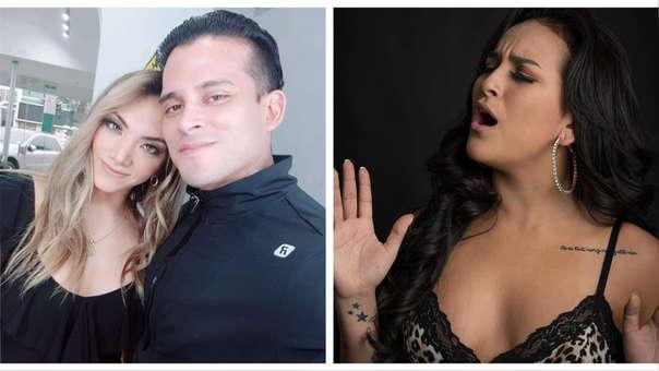 Daniela Darcout sobre ruptura de Christian Domínguez e Isabel Acevedo