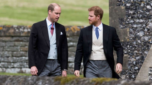 El príncipe Harry confirma distanciamiento con su hermano William: