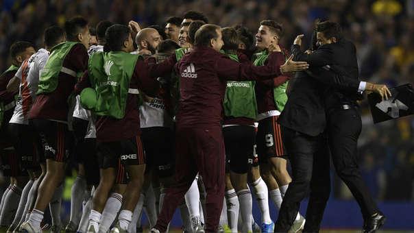 Boca 1-0 River: resultado, resúmen y gol de la clasificación de River Plate a la final de la Copa Libertadores