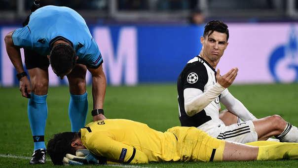 Juventus vs. Lokomotiv