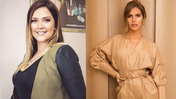 Marina Mora critica la participación de Ángela Ponce en el Miss Perú: