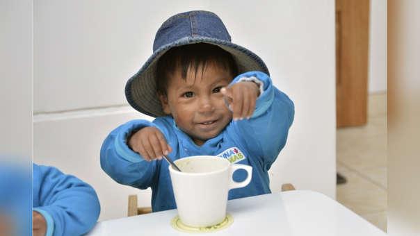 Perú redujo la desnutrición crónica infantil a 12,9%.