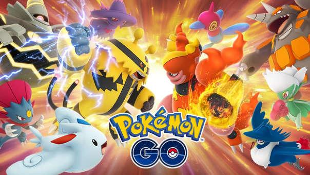 Pokémon GO combates