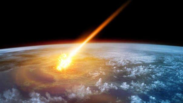 Impacto de meteorito hace 66 millones de años