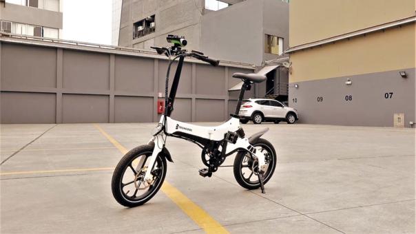Esta es la Techcool TC-01, basada en el modelo Onebot S6