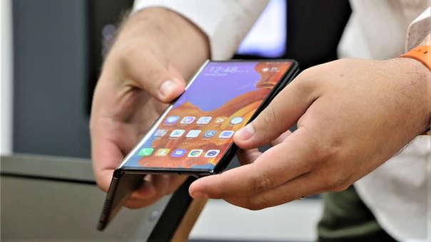 Huawei pondrá a la venta el Mate X en China