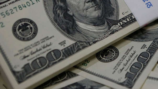En los últimos doce meses la divisa avanzó 0.33%, de acuerdo con el Banco Central de Reserva.