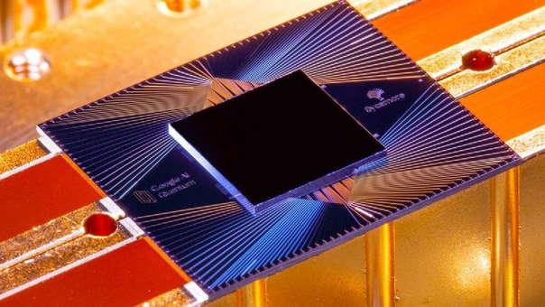el chip Sycamore se Google.