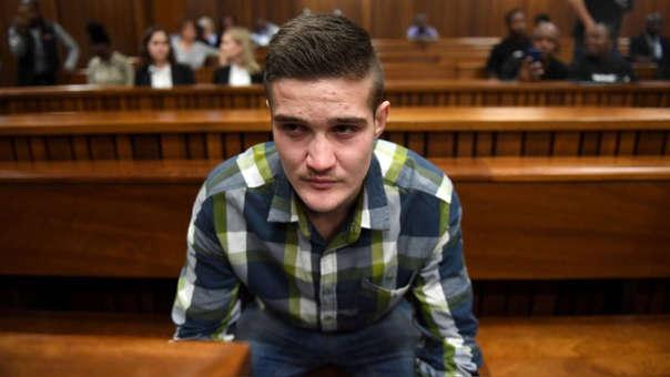 Nicholas Ninow, el condenado por el crimen