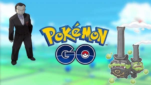 Pokémon GO Giovanni