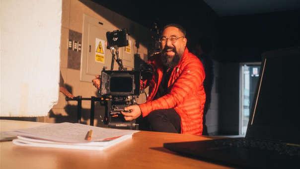 Daniel Higashionna producirá versión cinematrográfica de