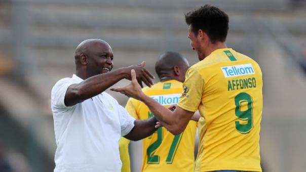 Mauricio Affonso anotó golazo y le dio la victoria a su equipo por la Liga Premier de Sudáfrica