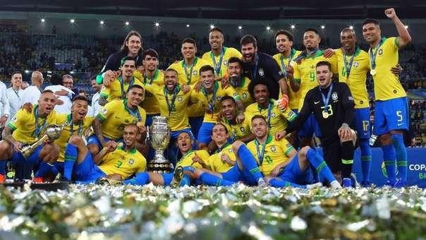 Resultado de imagen para seleccion de brasil