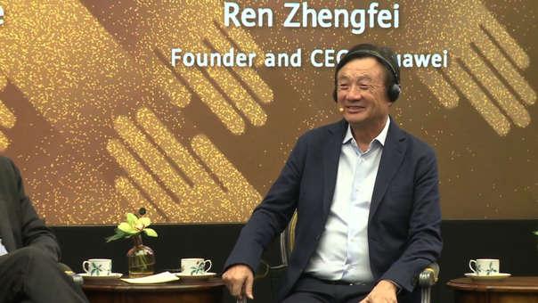 Ren Zhengfei dijo en el pasado que Apple es su maestro.