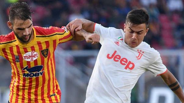 Juventus vs. Lecce