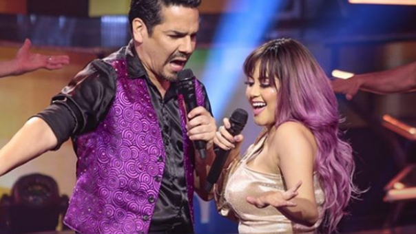 Miguel Álvarez y Amy Gutiérrez