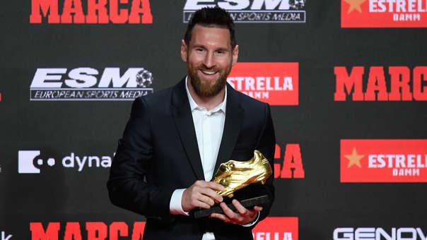 Lionel Messi reveló quién fue el mejor jugador de todos los que vio