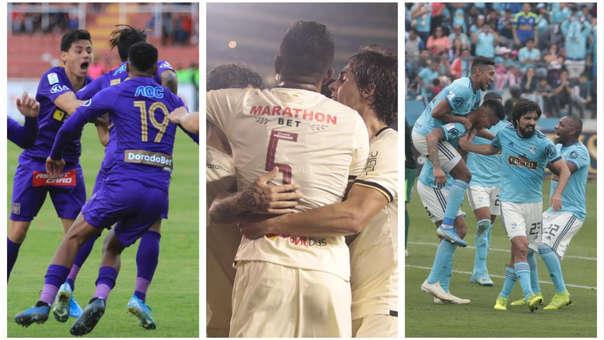 Universitario, Cristal o Alianza ¿Quién tiene el fixture más accesible rumbo al título del Torneo Clausura?