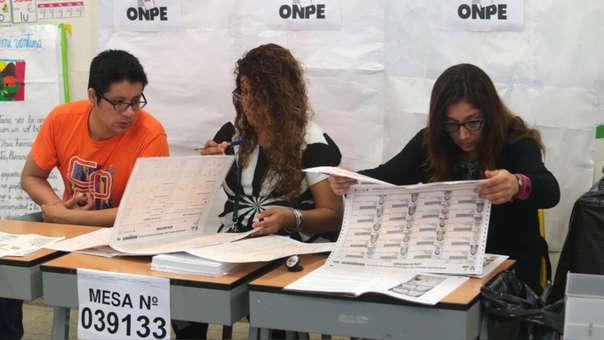 Resultado de imagen para elecciones 2020 miembros de mesa