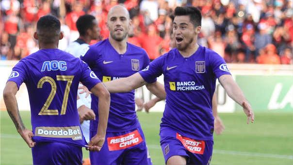 Rodrigo Cuba sin mirar al resto: