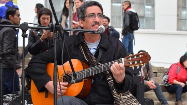'Julián Conrado' fue su alias durante el conflicto colombiano.