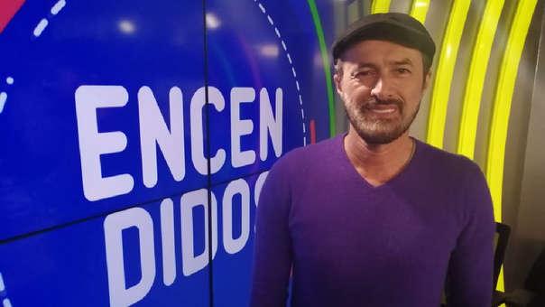 Carlos Alcántara en