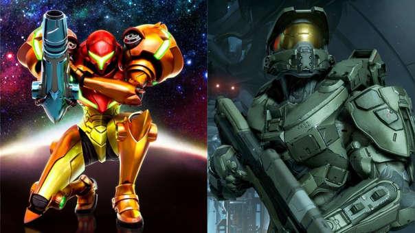 Metroid Prime 4 Halo