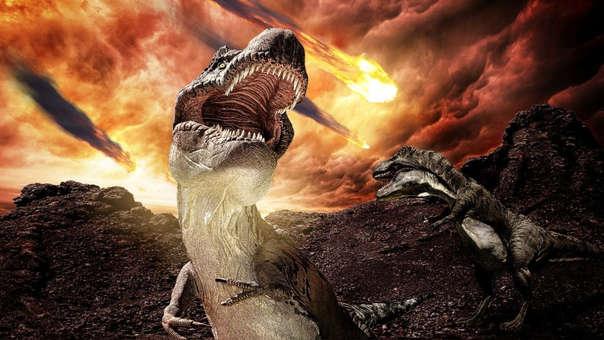 La gran extinción desapareció a los dinosaurios de la Tierra y dio paso al dominio del hombre.